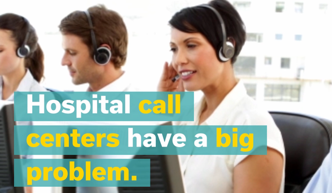 Augmenting Hospital Call Centers with Chatbots