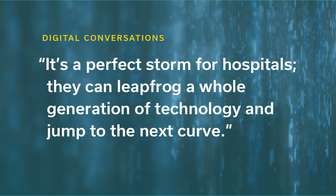 The Healthcare Holy Grail? Digital Front Doors, Appointment Scheduling, and Liquid Expectations