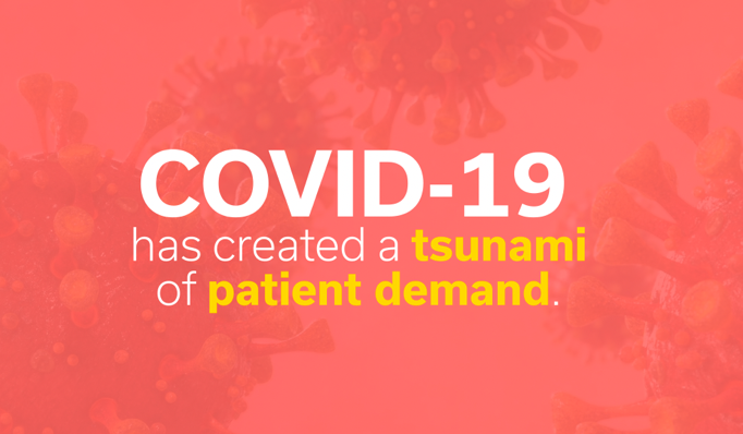 Managing the COVID-19 Healthcare Demand Surge