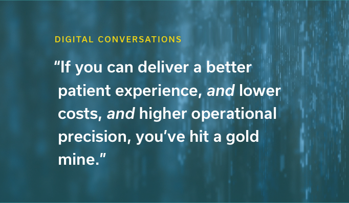 The Healthcare Chatbot Value Trifecta: Savings, More Revenue, Patient Satisfaction, and Beyond